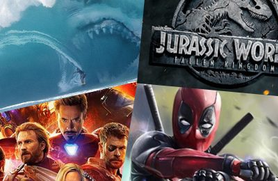 TOP5 Movies to Watch in 2018 that You Cannot Miss